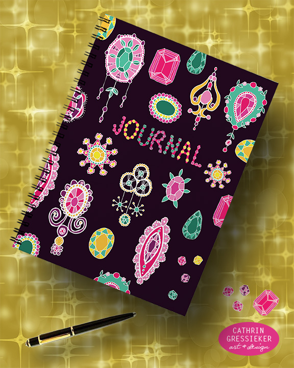 jewel journal