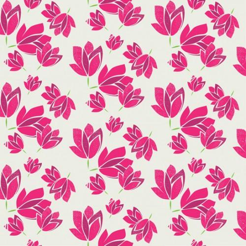 Cathrin Gressieker_textured lotus