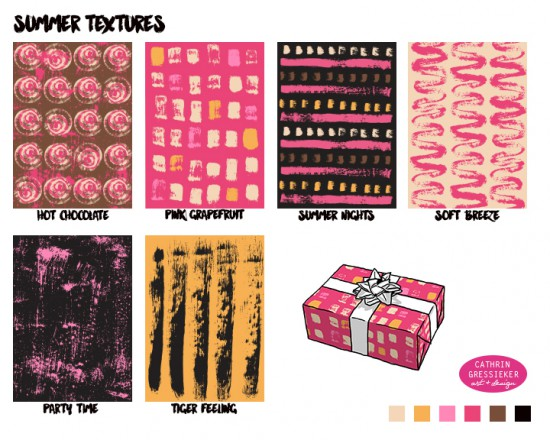 Cathrin Gressieker giftwrap collection