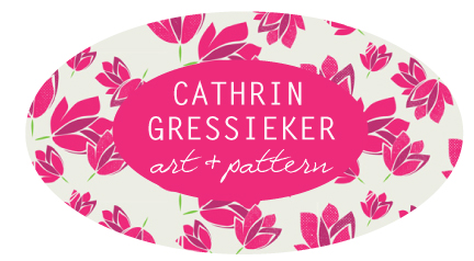 Cathrin Gressieker - art + pattern