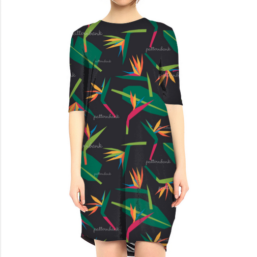 birds of paradise cut-outs