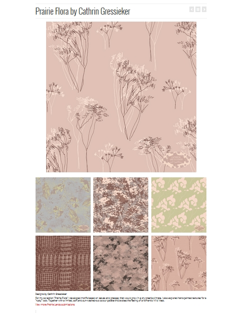 prairie flora collection