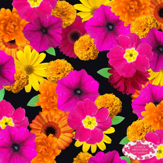 macro bouquet