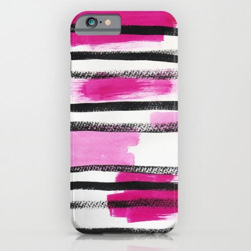 Cathrin Gressieker_japanese stripes iphone