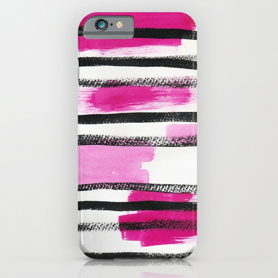 Cathrin Gressieker_japanese stripes iphone