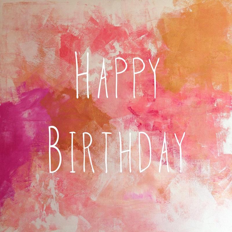 Cathrin Gressieker-happy birthday
