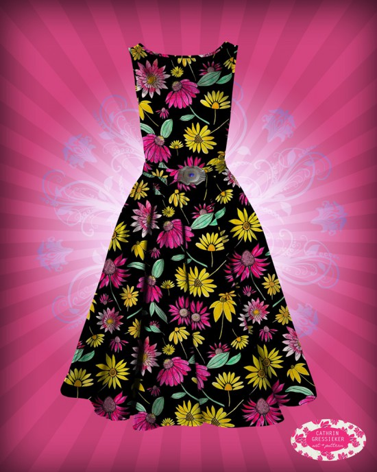 Cathrin Gressieker_Fall Folk Flowers Frock Dress Design Mockup-1000px