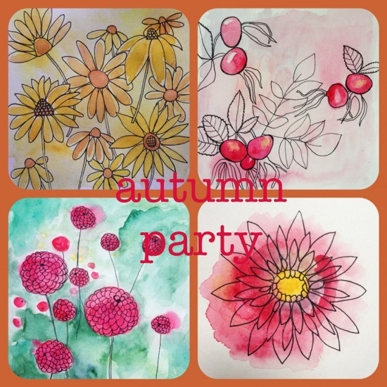 Cathrin Gressieker_autumn party