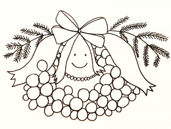 Cathrin Gressieker_advent wreath girl