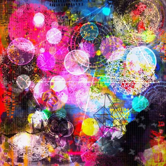 Cathrin Gressieker_Mandala Universe-k