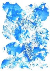 Cathrin Gressieker_leaf print