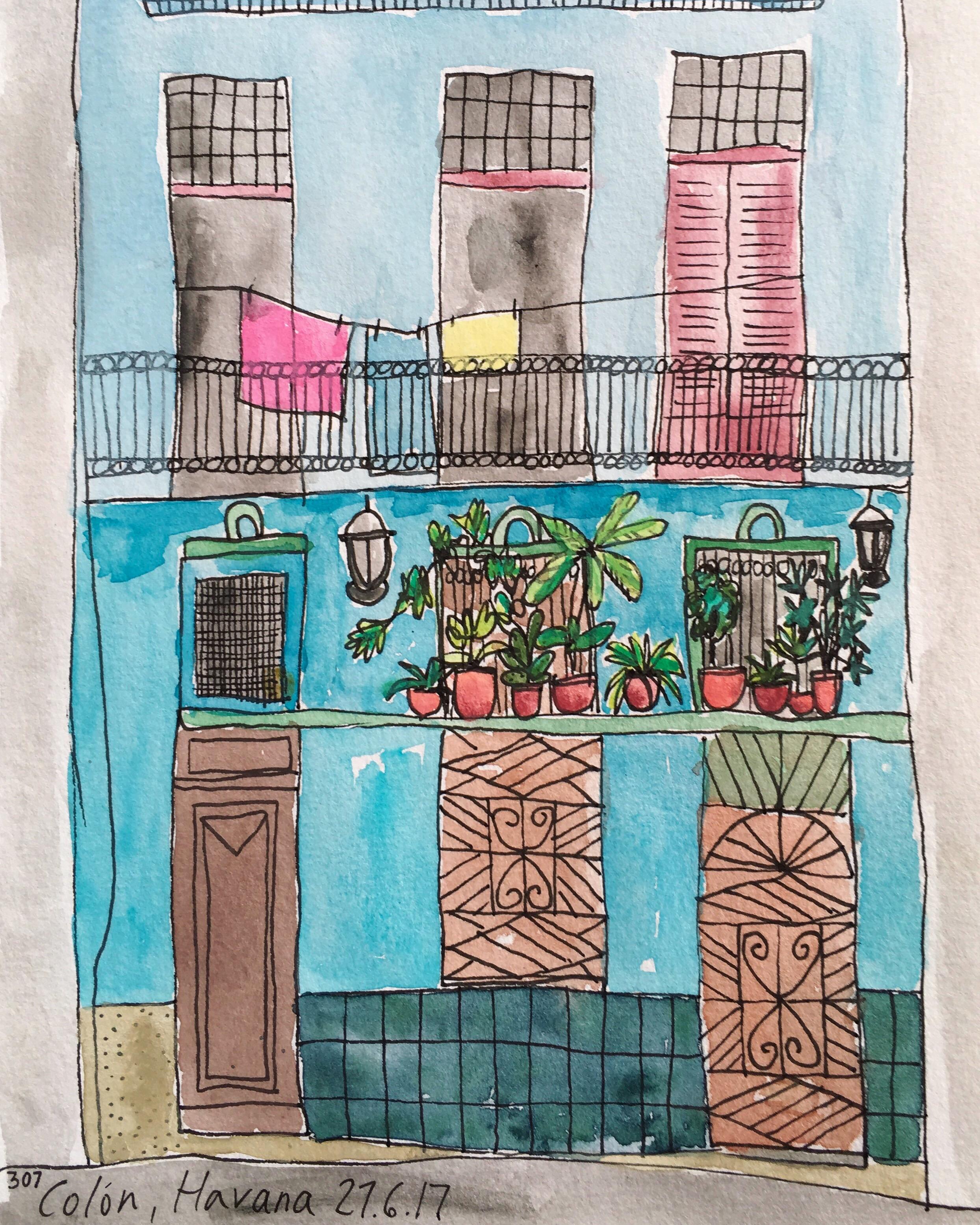 Cathrin Gressieker_Havana House