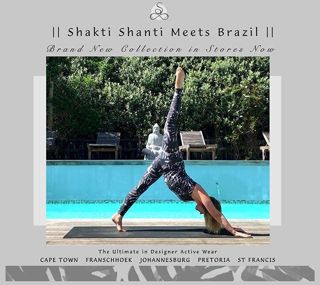 print for Shakti Shanti Yogawear
