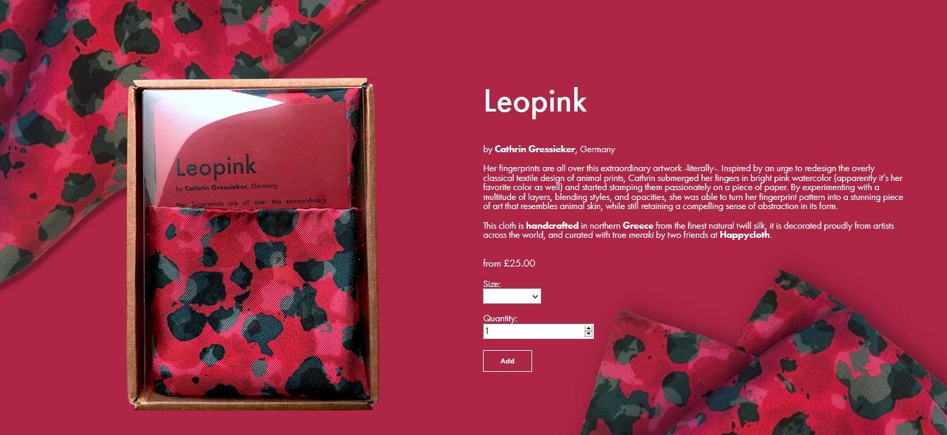 Happycloth_Cathrin Gressieker_Leopink