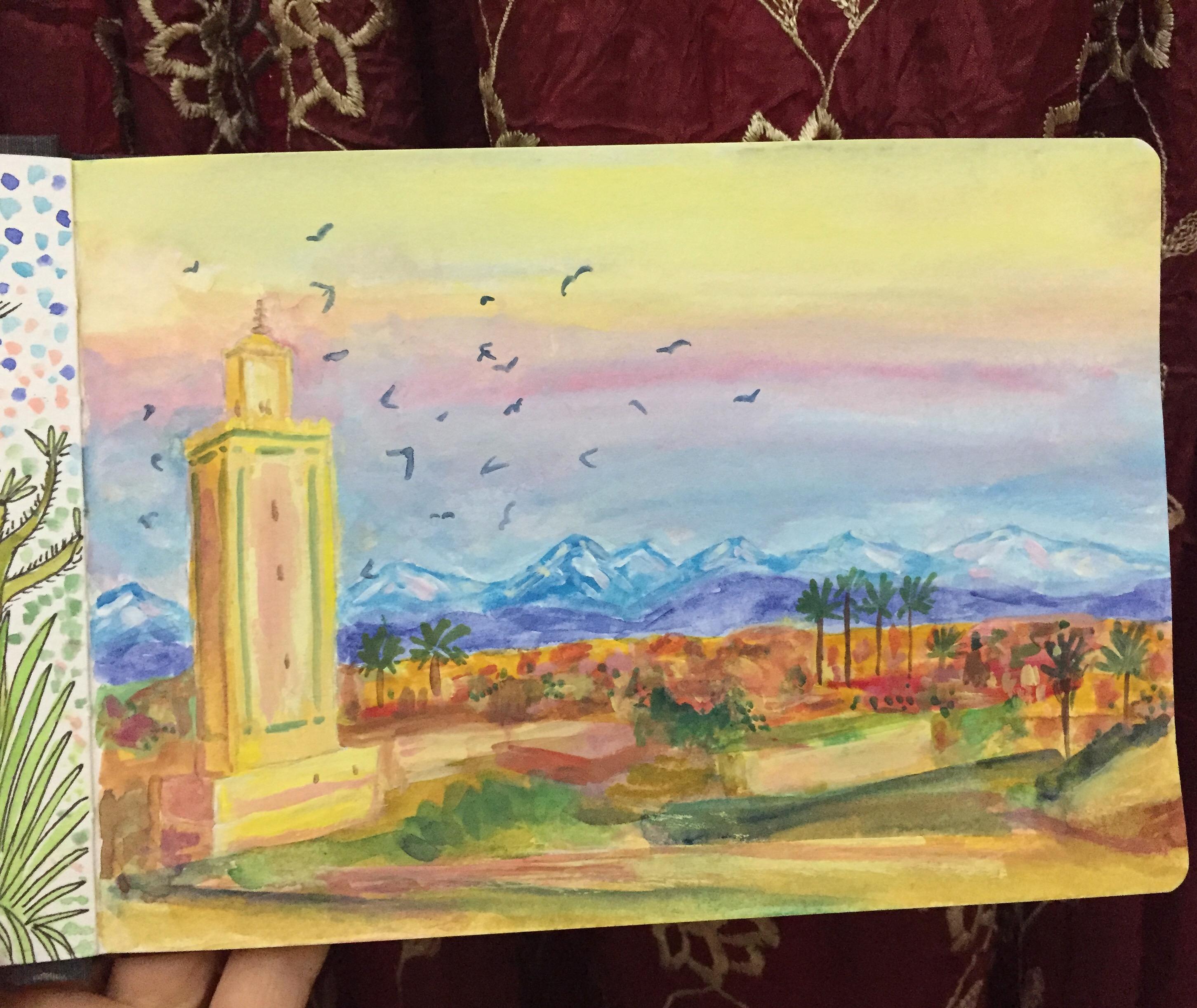 Cathrin Gressieker_Marrakech 4